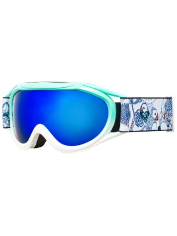 Roxy Loola 2.0 Bright White_Hackey Empire Goggle