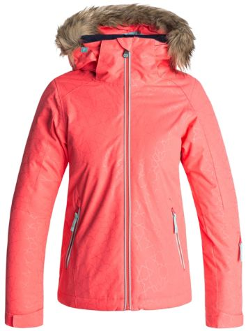 Roxy Jet Ski Solid Jacket Girls
