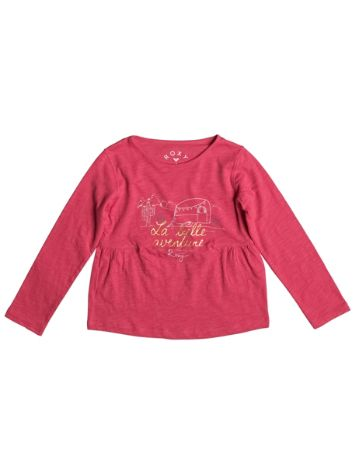 Roxy Let'S Drive Away T-Shirt LS Girls