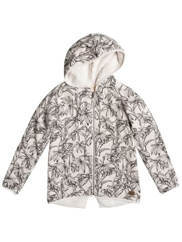 Roxy Love Constellation Zip Hoodie Girls