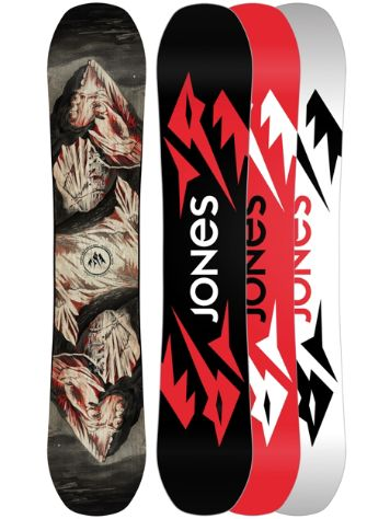 Jones Snowboards Ultra Mountain Twin 162 2018
