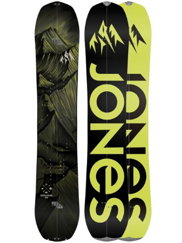 Jones Snowboards Explorer Split 159 2018