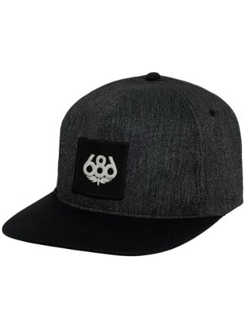 686 Knockout 5 Panel Snapback Cap