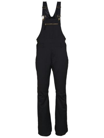 686 Black Magic Insulated Overall Pantalones