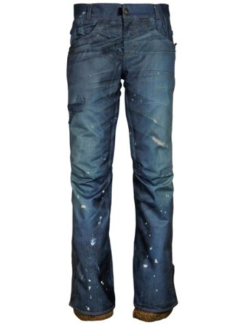 686 Deconstructd Denim Insulator Pants