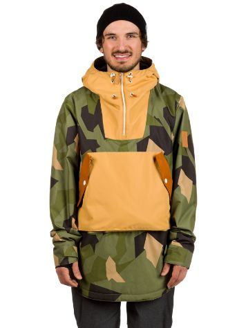 WearColour Wear Anorak Jas
