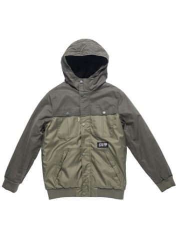 Rip Curl Four Pockets Parka Jacket Boys