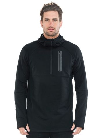 Mons Royale Merino Arrowsmith Hooded Tech Tee LS
