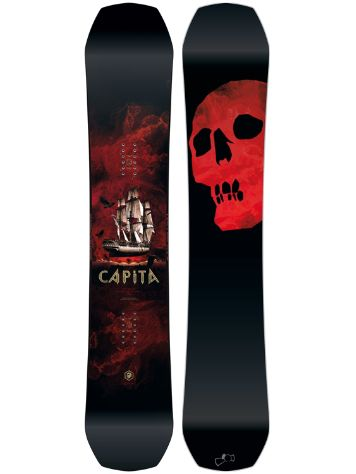 Capita The Black Snowboard Of Death 156 2018