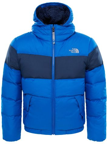 THE NORTH FACE Moondogy 2 Down Hooded Jacket Boys