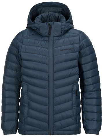 Peak Performance Frost Down Hooded Jacke Jungen