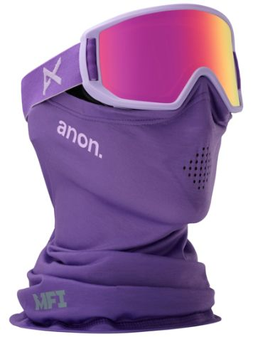 Anon Relapse Jr MFI Purple (+Facemask)Youth Goggle