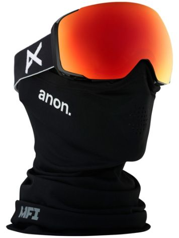 Anon M2 MFI Black (+Facemask) Goggle