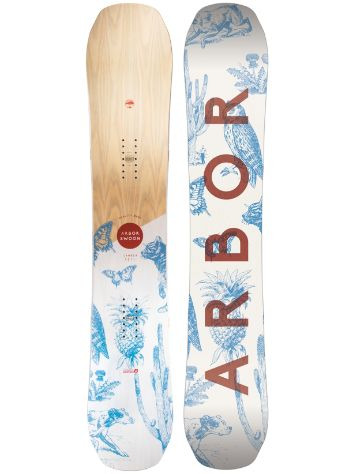 Arbor Swoon Camber 155 2018