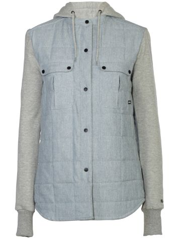 Armada Ruston Flannel Hooded Camisa