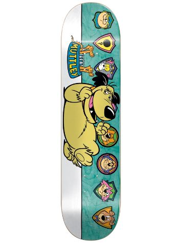 "Almost Muttley Plaques R7 8.125"" Mullen Deck"