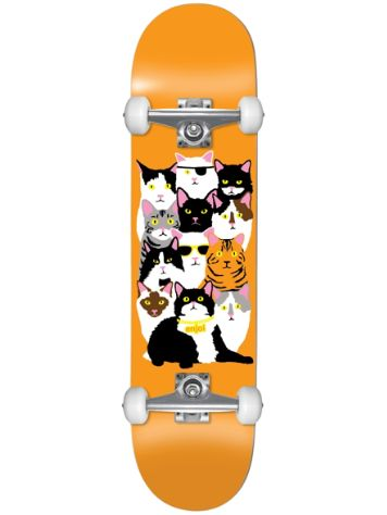 Enjoi Cat Collage V2 7.6252 Complete