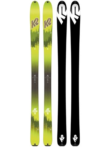 K2 Wayback 88mm Ecore 181 2018 Tourenski
