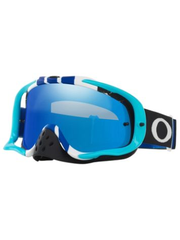 Oakley Crowbar Mx Pinned Race Blue/White