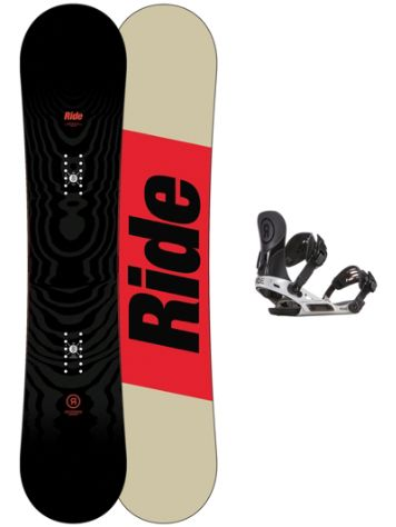 Ride Machete Jr 139 + Phenom M 2018 Snowboard set