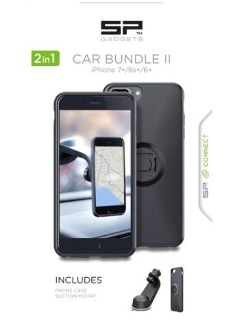 SP Gadgets Sp Connect Car Bundle Ii 7+/6+/6S+