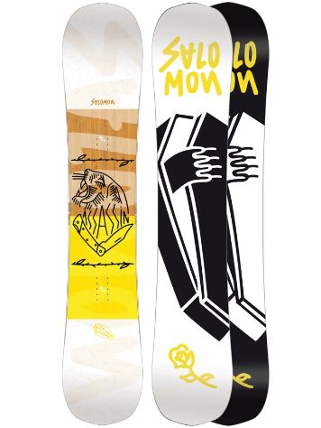 Salomon Assassin 155 2018 Snowboard