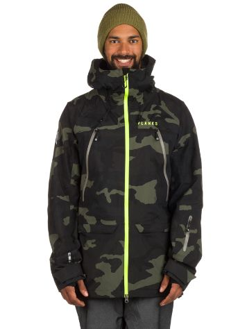 Planks The Yeti Hunter 3 Layer Jacket