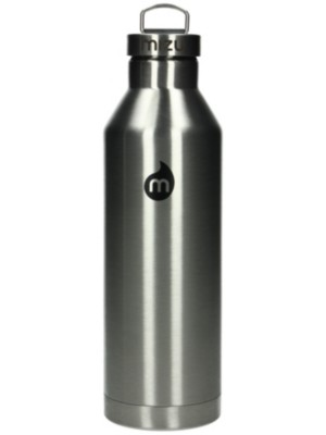 Mizu Life V8 Stainless w Black Print & Steel Cap stainless w black print Gr. Uni