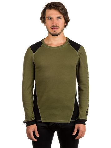 Odlo Warm Revelstocke Crew Neck Tech Tee LS