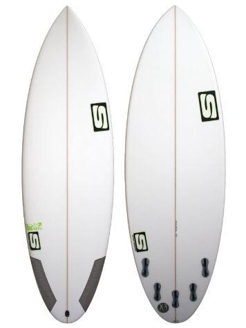 Simon Anderson Spudster Xf 5.11 FCSII Surfboard