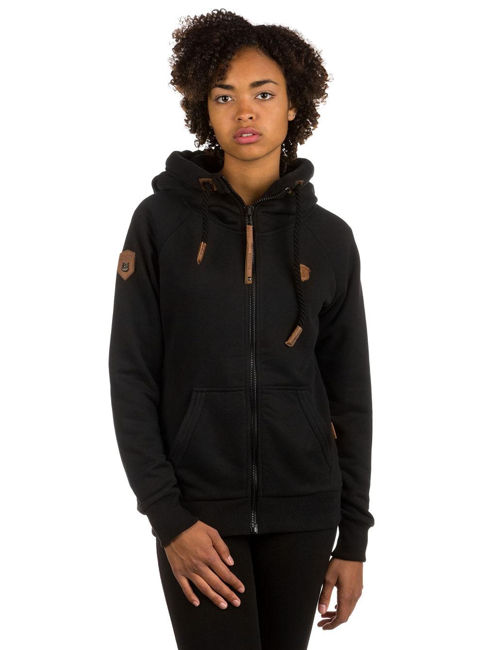 naketano brazzo ix zip hoodie online kopen bij blue. Black Bedroom Furniture Sets. Home Design Ideas