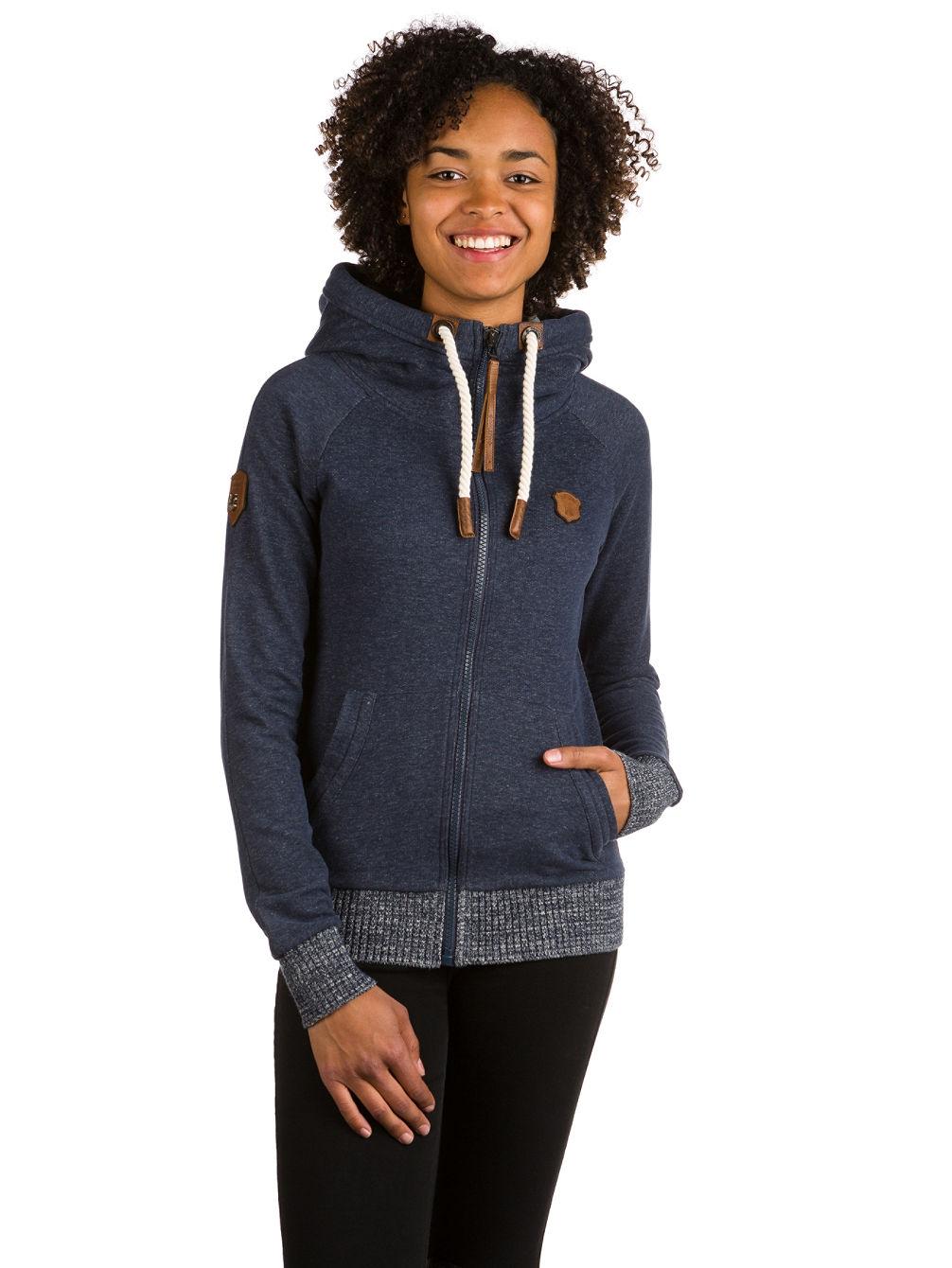 buy naketano superpollen vi zip hoodie online at blue. Black Bedroom Furniture Sets. Home Design Ideas