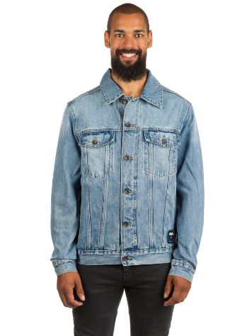 Billabong X Warholsurf Denim Jacket