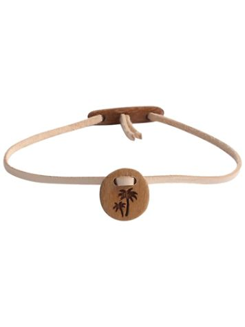 Float Amulet Palmtrees Bracelet