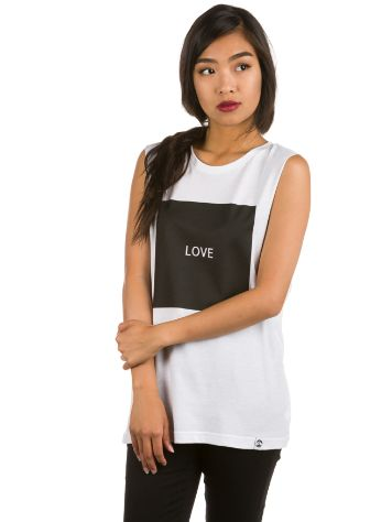 Love Square Tank Top