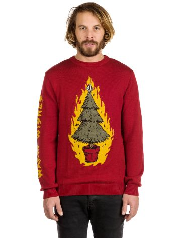 Volcom Warm Wishes Strickpullover