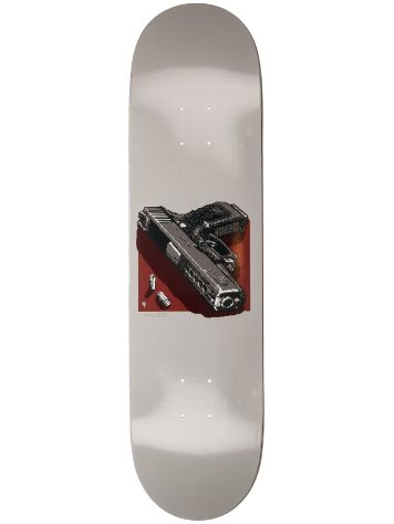 "Pizza Skateboards Pulizzi Gun 8.125"" Deck"