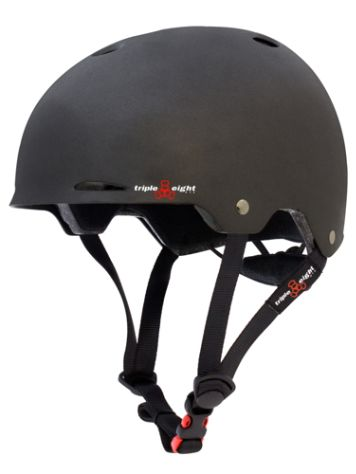 Triple 8 Gotham Reflective Skateboard helm