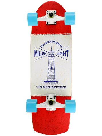 "Miller Lighthouse 30.5"" Surfskate Complete"