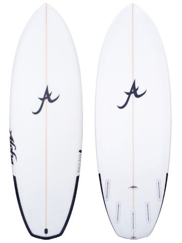 Aloha Black Bean 5.4 Lct Futures Surfboard