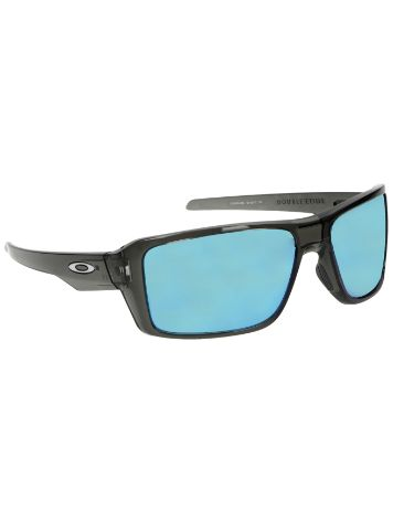 Oakley Double Edge Grey Smoke Sonnenbrille
