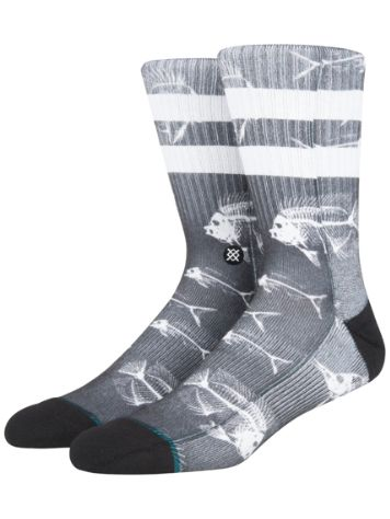 Stance Fish Bone Socks