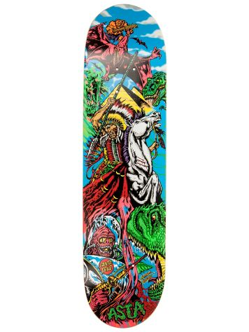 "Santa Cruz Asta True Story 8"" Skateboard Deck"