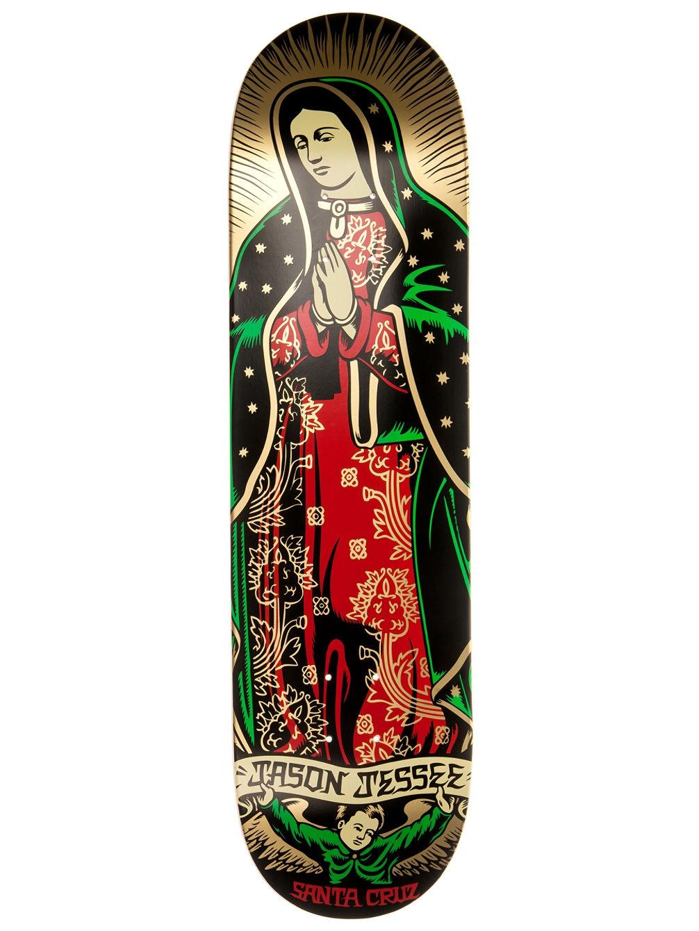 Compra santa cruz jessee guadalupe full skateboard d - Tavole da snowboard santa cruz ...