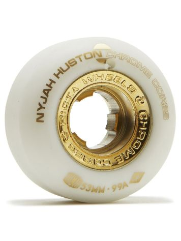 Ricta Nyjah Huston Chrome Core 99A 53mm Wheels