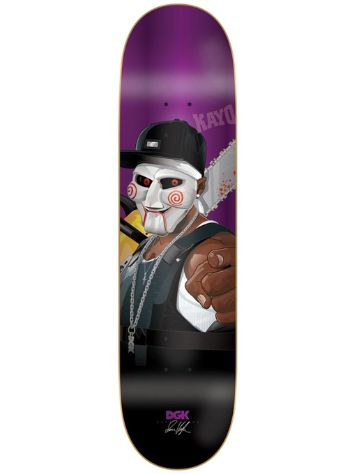 "DGK Dane G Killers 8.06"" Skateboard Deck"