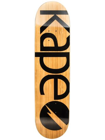 "Kape Skateboards Logo 7.875"" Deck"