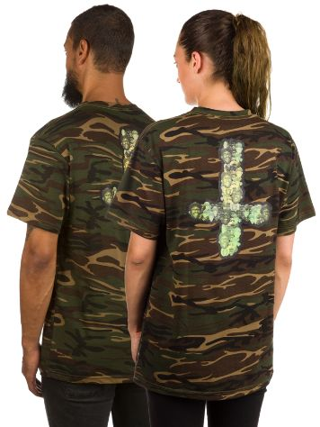 Odd Future Mellowhype 65 Camo Camiseta