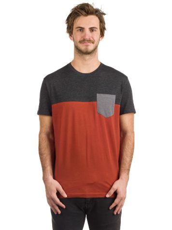Iriedaily Block Pocket 2 T-Shirt