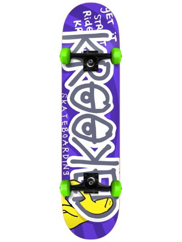 "Krooked Get It Straight MD 7.75"" Complete"